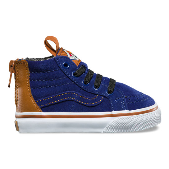 Toddler MTE SK8-Hi Zip Shoes | Vans