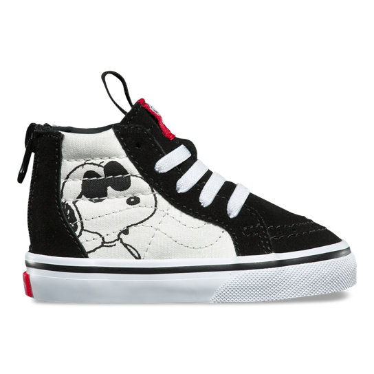 Toddler Vans X Peanuts Sk8-Hi Zip Shoes (1-4 years) | Vans