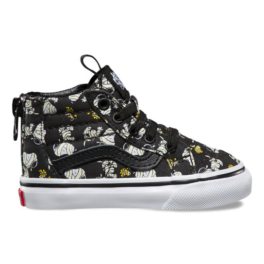 Toddler Vans X Peanuts SK8-Hi Zip Shoes | Vans