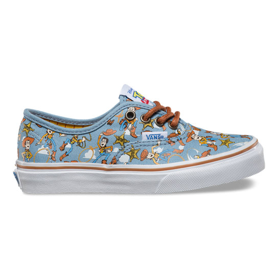 Kids Toy Story Authentic Shoes | Vans