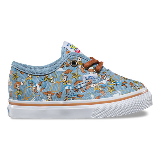 Toddler Toy Story Authentic Shoes | Vans