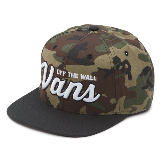Wilmington Snapback Pet | Vans