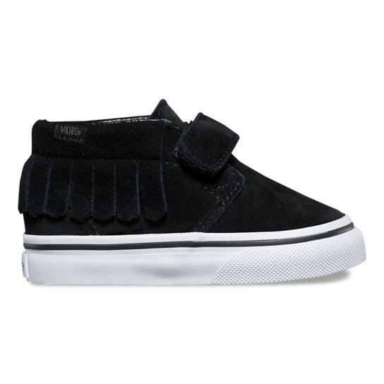 Toddler Suede Chukka V Moc Shoes | Vans