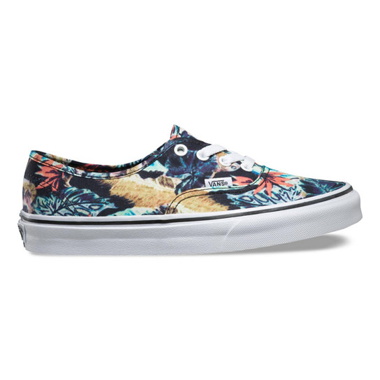 Tropical Authentic Shoes | Vans