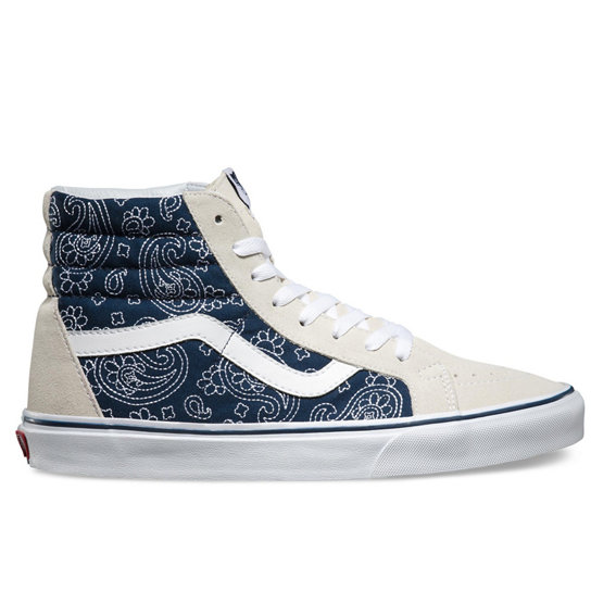 Bandana Stitch Sk8-Hi Reissue Shoes | Vans