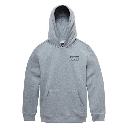 Kids Full Patched Pullover Hoodie | Vans