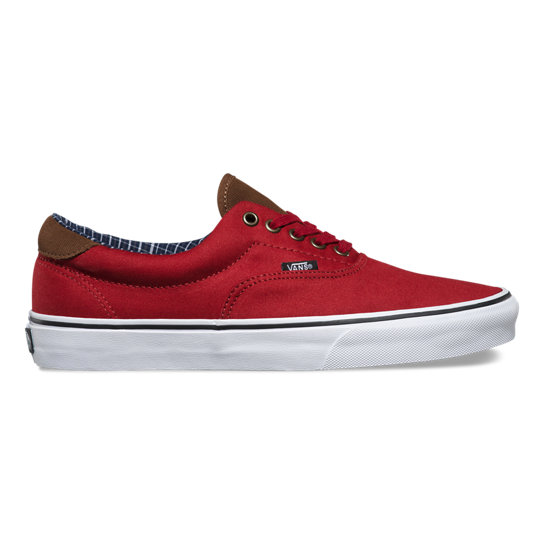 Cord & Plaid Era 59 Shoes | Vans