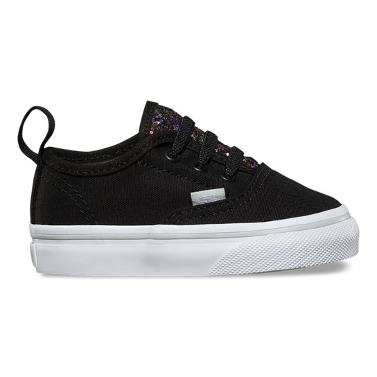 Scarpe Glitter Pop Authentic V Lace Bimbo | Vans