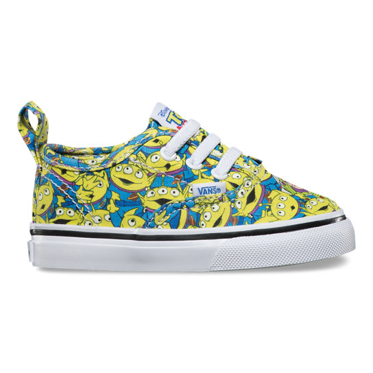 Toddler Toy Story Authentic V Lace Shoes | Vans