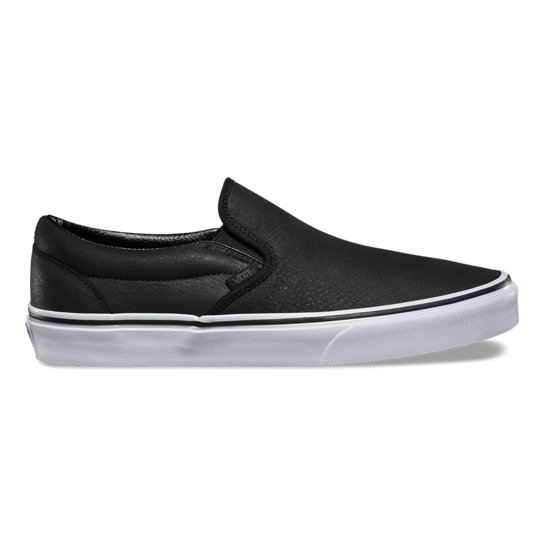 Chaussures Premium Leather Classic Slip-On | Vans