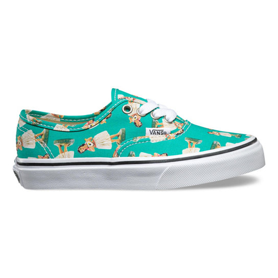Kids Digi Hula Authentic Shoes | Vans