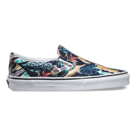 Tropical Classic Slip-On Shoes | Vans