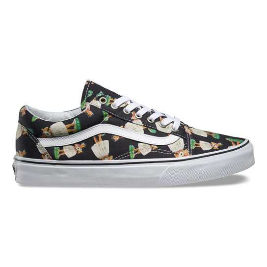 Digi Hula Old Skool Shoes | Vans