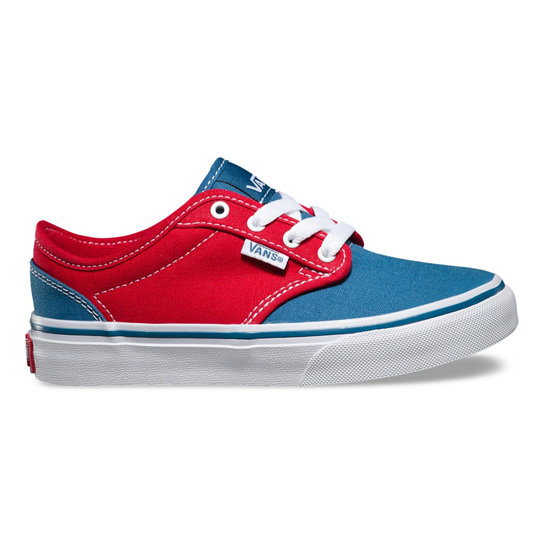 Kids 2 Tone Atwood Shoes | Vans
