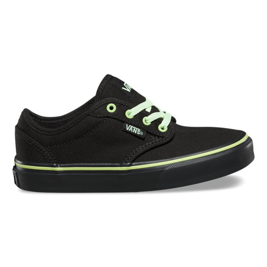 Kids Glow Atwood Shoes | Vans