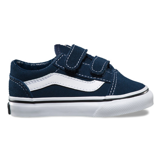 Toddler Suede Old Skool V Shoes (1-4 years) | Vans