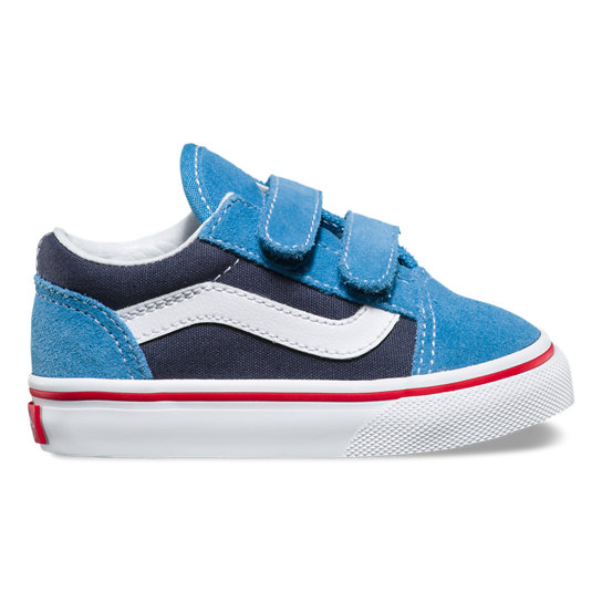 Toddler 2 Tone Old Skool V Shoes (1-4 years) | Vans