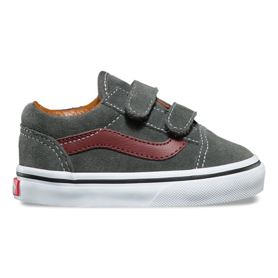 Toddler Suede Old Skool V Shoes | Vans