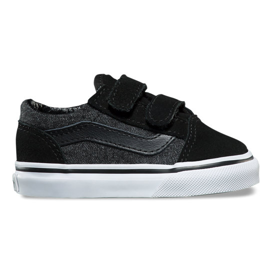Toddler Suede & Suiting Old Skool V Shoes | Vans