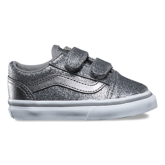 Toddler Glitter & Metallic Old Skool V Shoes (1-4 years) | Vans