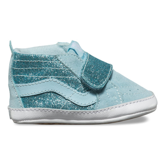 Infant Shimmer SK8-Hi Crib Shoes | Vans