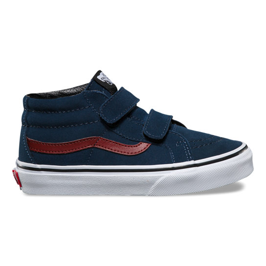 Kids Suede SK8-Mid Reissue V Shoes Shoes | Vans