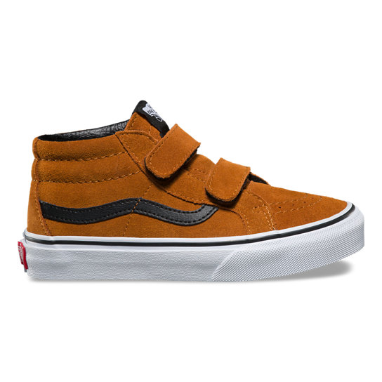 Kids Suede SK8-Mid Reissue V Shoes | Vans