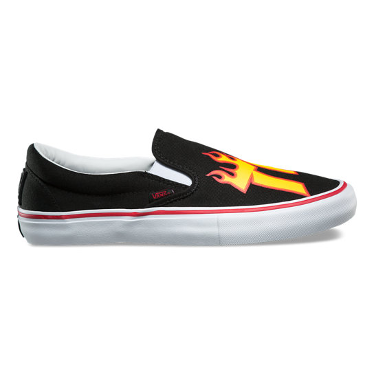 Zapatillas Slip-On Pro de Vans X Thrasher | Vans