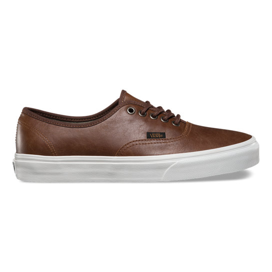 Leather Authentic Shoes | Vans