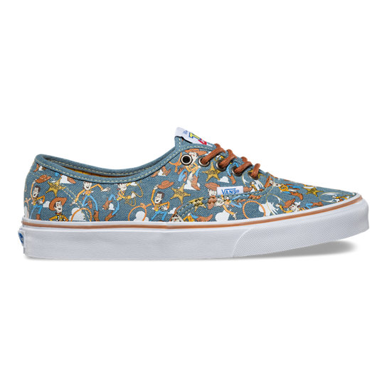 Toy Story Authentic Shoes | Vans