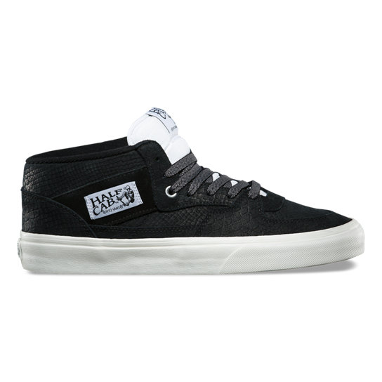 Snake Half Cab Shoes | Vans