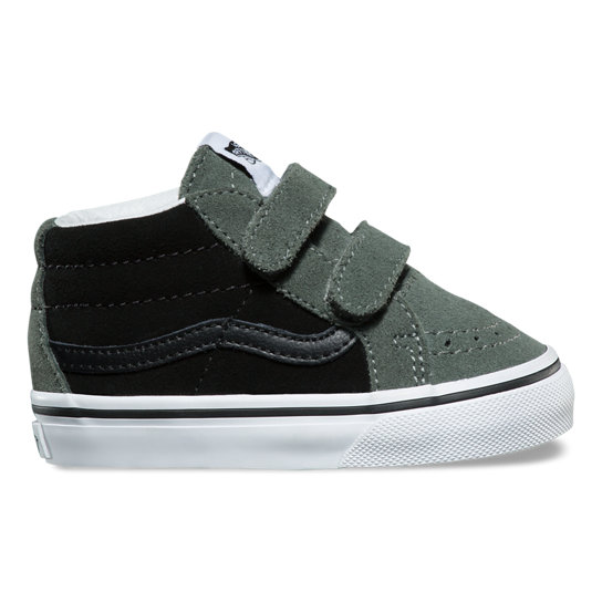 Toddler 2-Tone SK8-Mid Reissue V Shoes | Vans