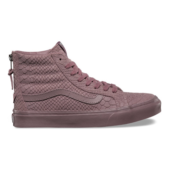 Mono Python Sk8-Hi Slim Zip DX Shoes | Vans