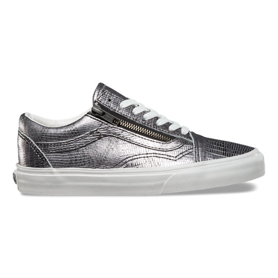 Disco Python Old Skool Zip Shoes | Vans