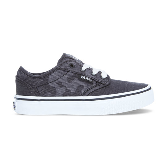Kids Camo Atwood Shoes | Vans