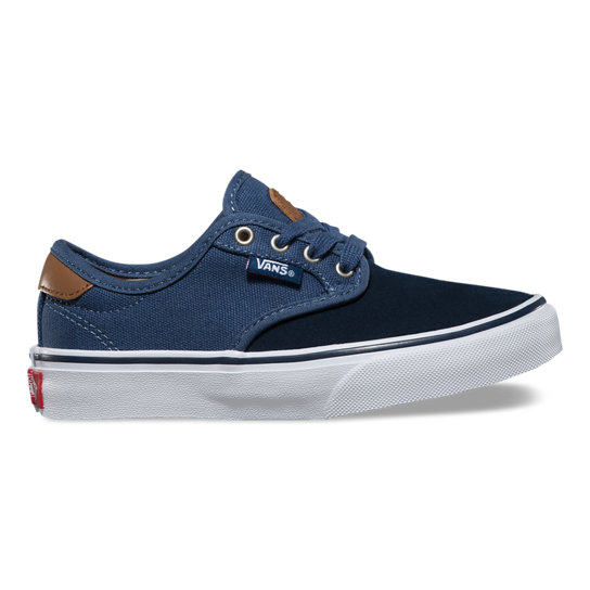Kids Two-Tone Chima Ferguson Pro Shoes | Vans