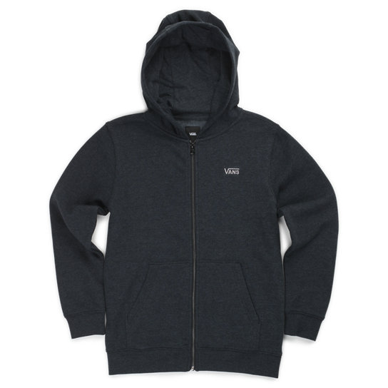 Kid Core Basic Zip Hoodie | Vans