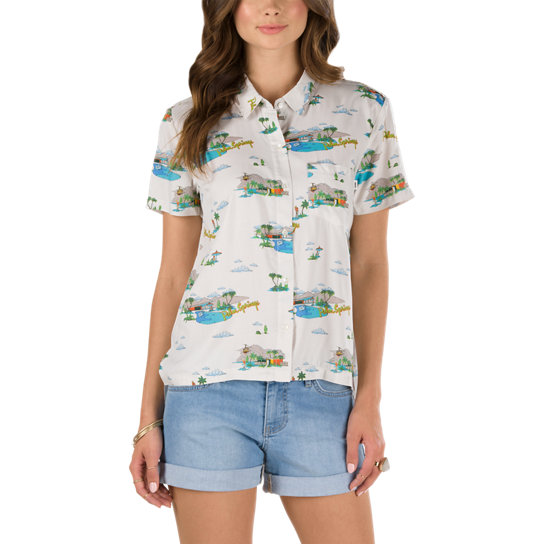 Lucille Top Shirt | Vans