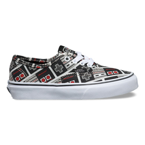 Zapatos+Nintendo+Authentic+Junior