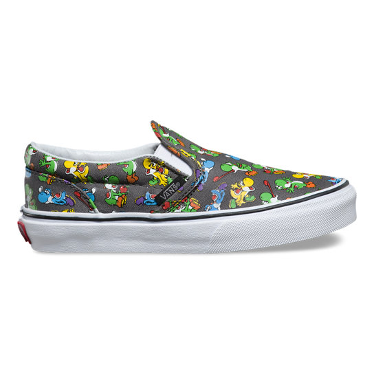 Chaussures Junior Classic Slip-On Nintendo (4-8 ans) | Vans
