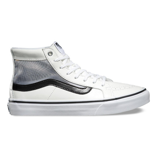 Mesh Sk8-Hi Slim Cutout Shoes | Vans