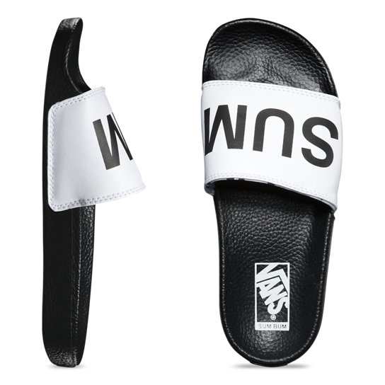 Summer Bummer Slide-On Sandals | Vans