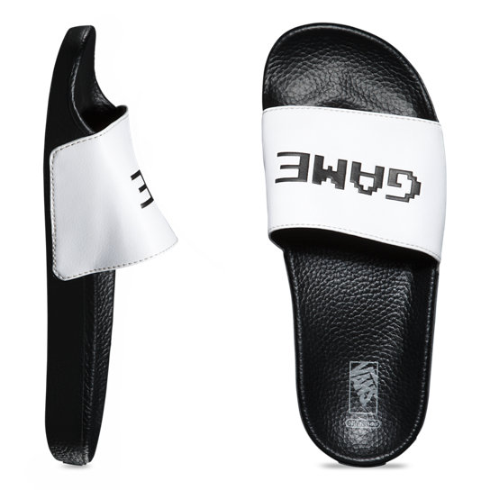 Women Nintendo Slide-On Sandals | Vans