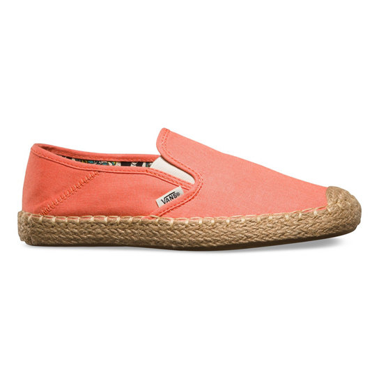 Slip-On Espadrille Shoes | Vans