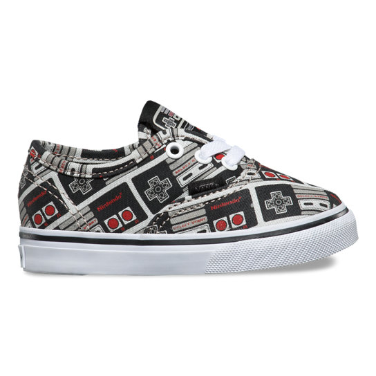 Nintendo Authentic Peuterschoenen | Vans