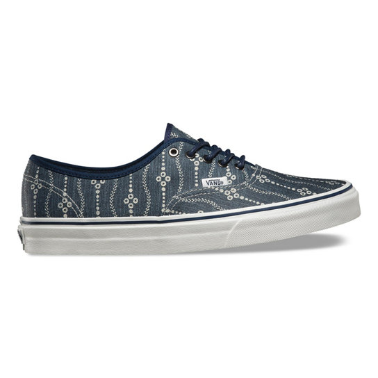 Indigo Authentic Shoes | Vans