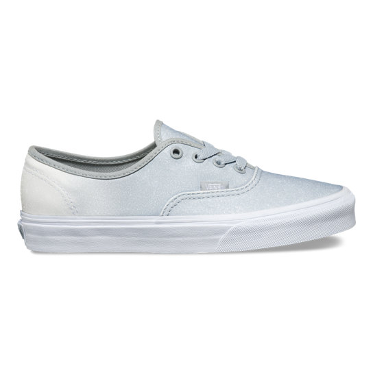 2 Tone Glitter Authentic Shoes | Vans