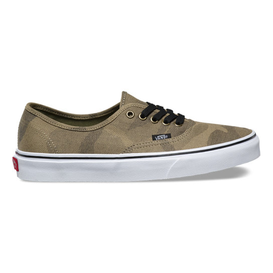 Camo Jaquard Authentic Shoes | Vans