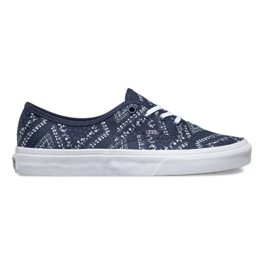 Ditsy Bandana Authentic Shoes | Vans