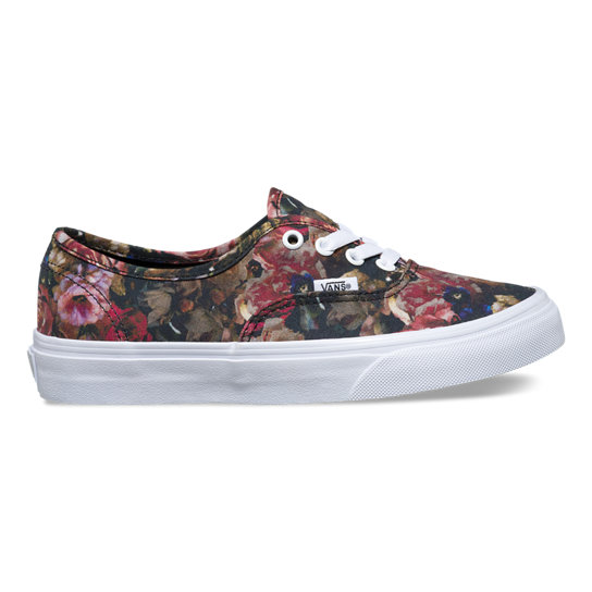 Moody Floral Authentic Shoes | Vans